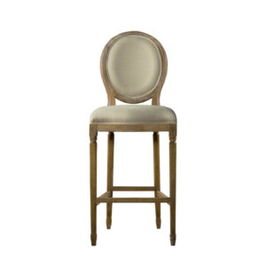 Стул VINTAGE LOUIS BACK COUNTER STOOL-0