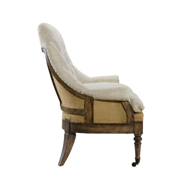 Диван-скамья DECONSTRUCTED BELFORT BACK SOFA-1905