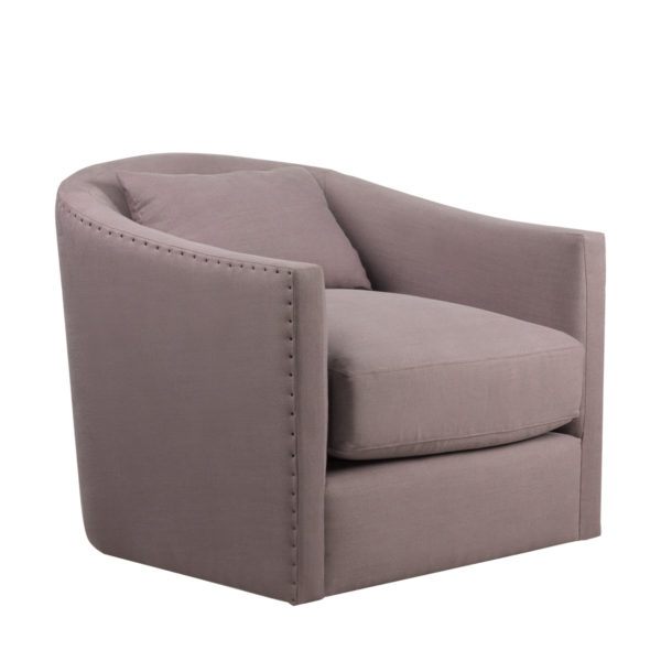 Кресло Auburn Swivel Chair-1271