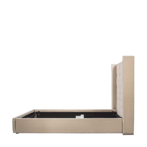 Кровать LOFT VELVET QUEEN BED-2239