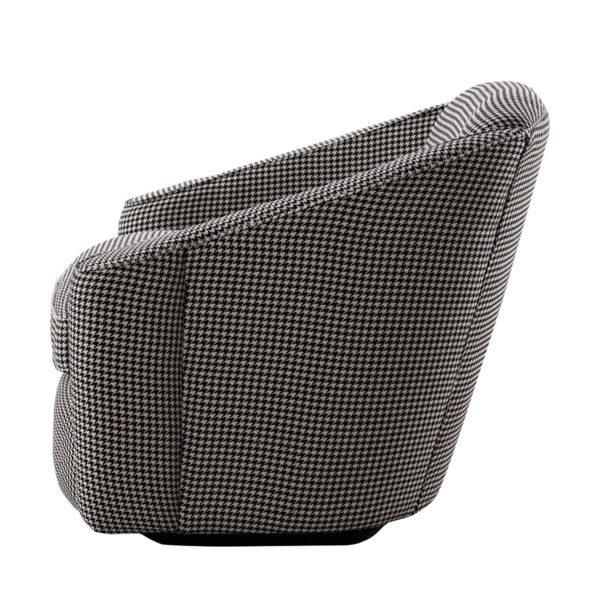 Кресло Bell Swivel Arm Chair-2563