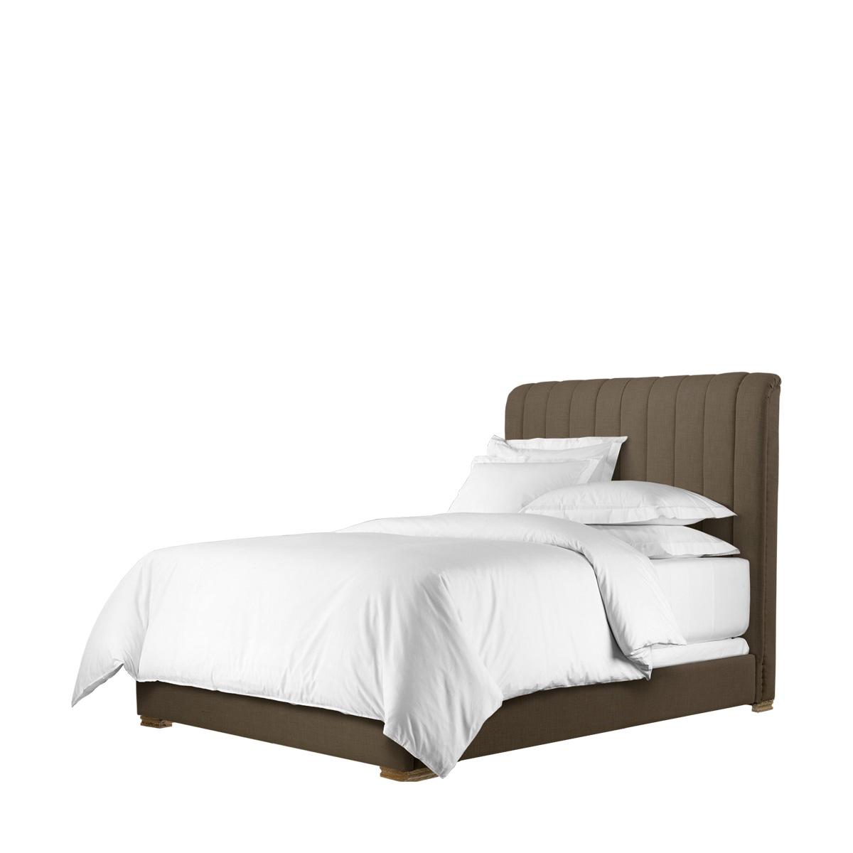 Кровать HARLAN QUEEN BED WITH FRAME-0