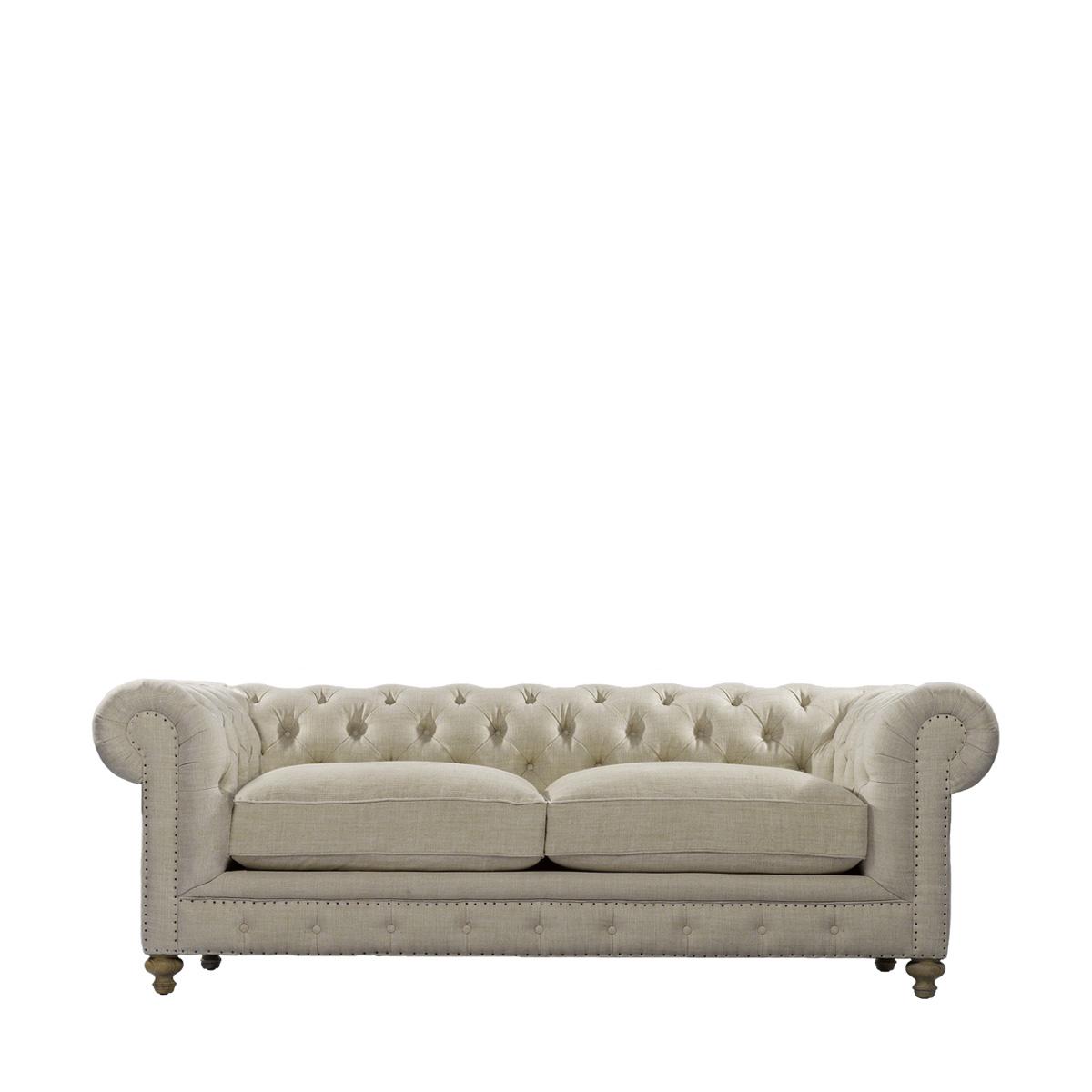"""Классический диван 90"""" CIGAR CLUB SOFA-0"""