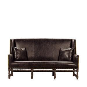 Кожаный диван-скамья ANTWERPEN SOFA-0