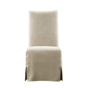 Стул FLANDIA SLIP COVERED CHAIR-0