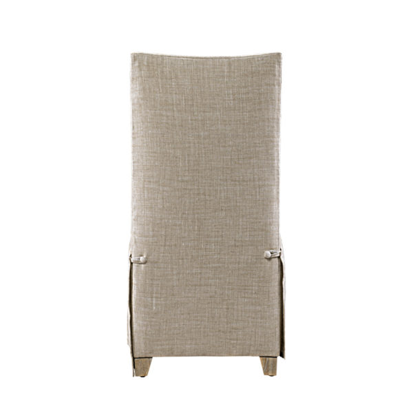 Стул FLANDIA SLIP SKIRT CHAIR-1614
