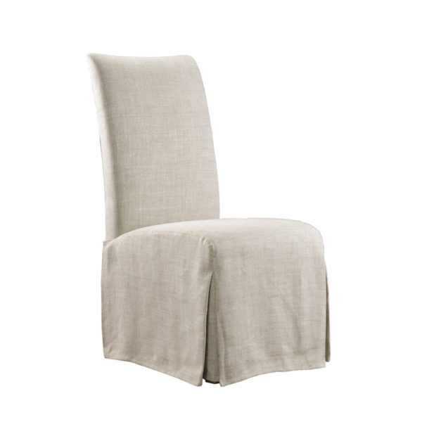 Стул FLANDIA SLIP SKIRT CHAIR-1615