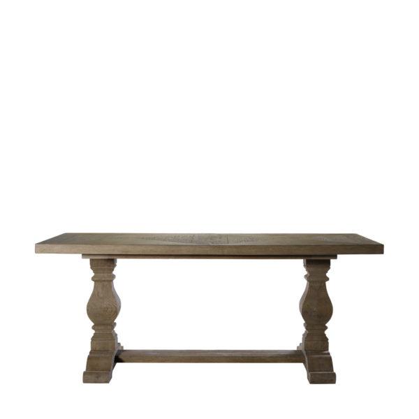 """Стол 84"""" NEW TRESTLE TABLE-0"""