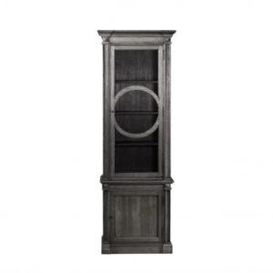 Витрина French O-Style Cabinet Grey-0