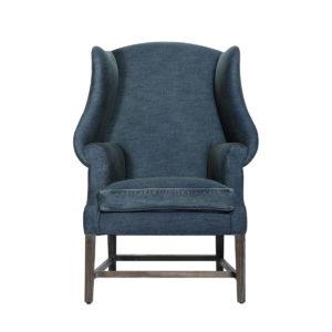 Комфортное кресло NEW AGE Denim Chair-0