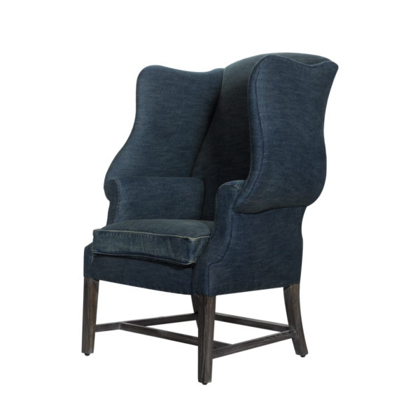 Комфортное кресло NEW AGE Denim Chair-1543