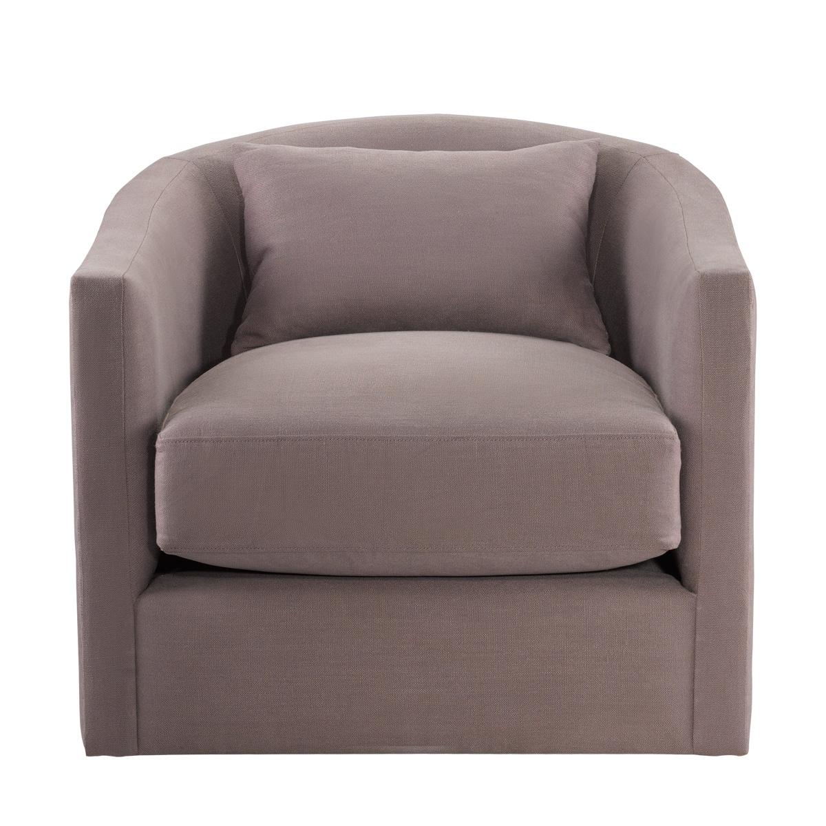 Кресло Auburn Swivel Chair-0