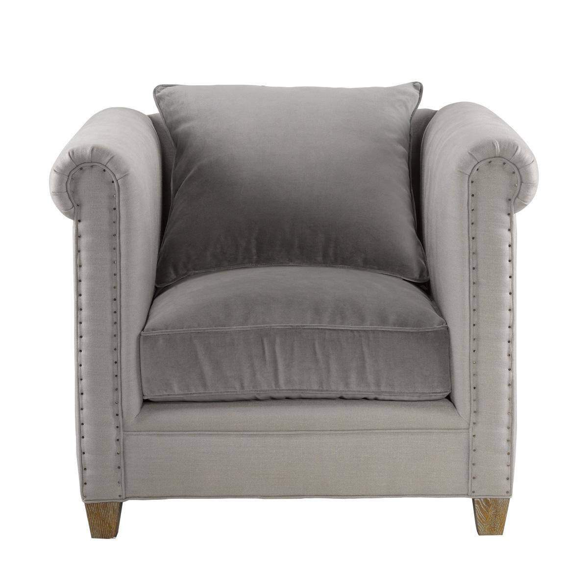 Кресло Baldwin Arm Chair-0
