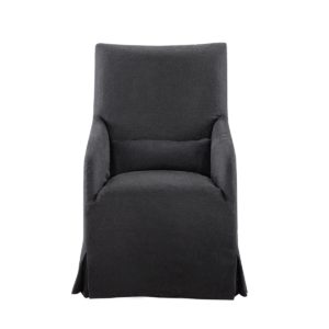 Стул Flandia Black Arm Chair-0