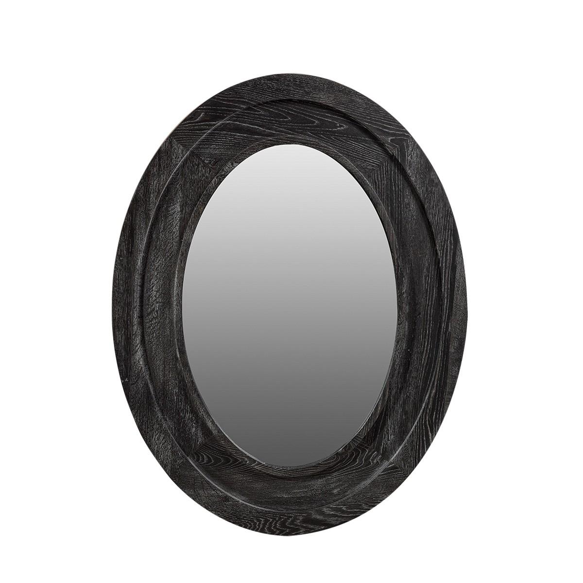Классическое зеркало Olmetta Vintage Black Mirror-0