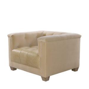 Кресло Bergamo Grey Arm Chair-0
