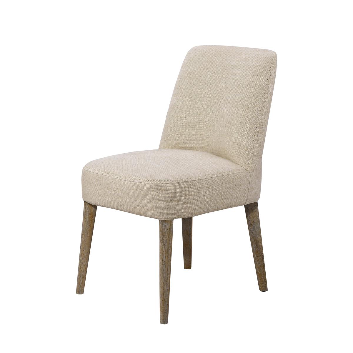 Кресло Torino Linen Chair-0