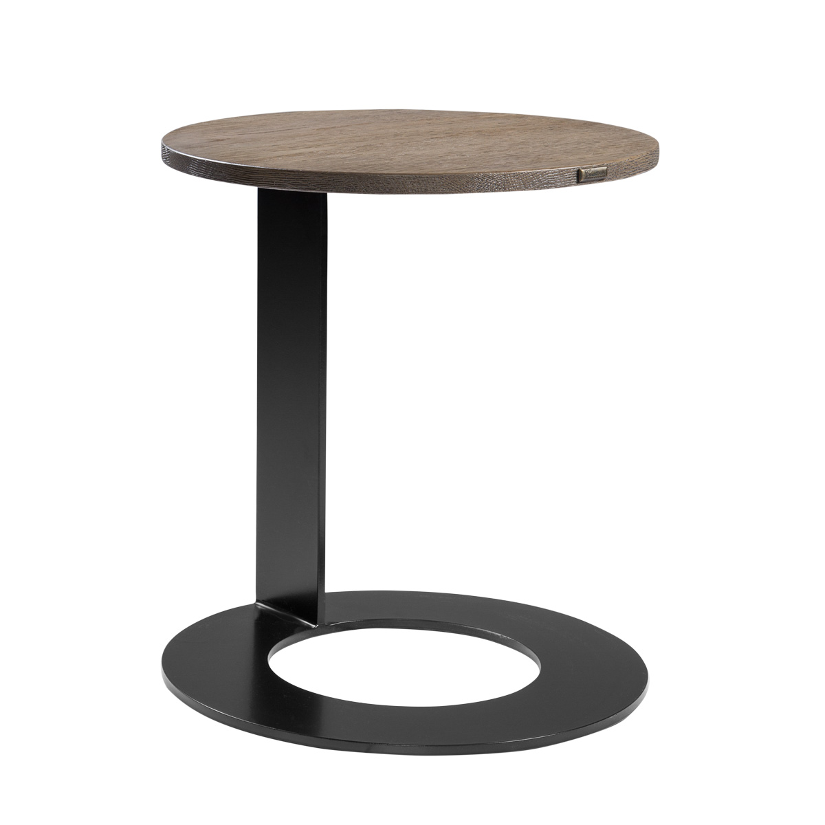 Стол GENEVA ROUND SIDE TABLE-0