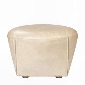 Пуф Dot Leather Ottoman-0