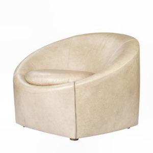 Кресло Dot Leather Chair-0
